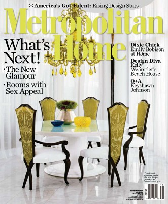 Met. Home cover