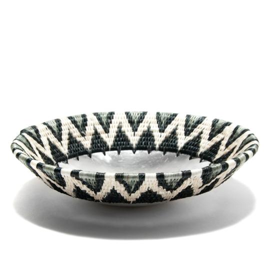 Aluminum_Grass_Weave_Basket