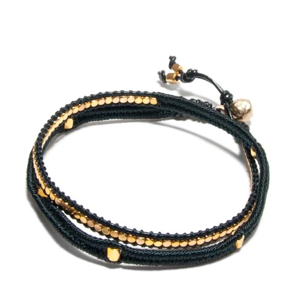 Midnight_Beaded_Wrap_Bracelet